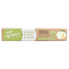 Agreena Reusable Silicone 3-In-1 Wrap Packs
