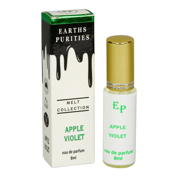 Earths Purities De Parfum Apple & Violet 8ml