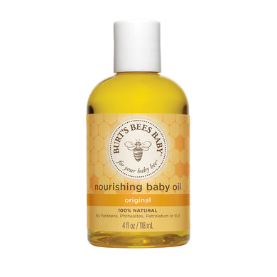 Burts Bees Baby Bee Nourishing Baby Oil 118ml