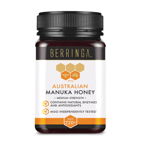 Berringa Australian Super Manuka Active (Plus 220MGO)