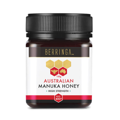 Berringa Australian Manuka Honey High Strength (MGO 400+)