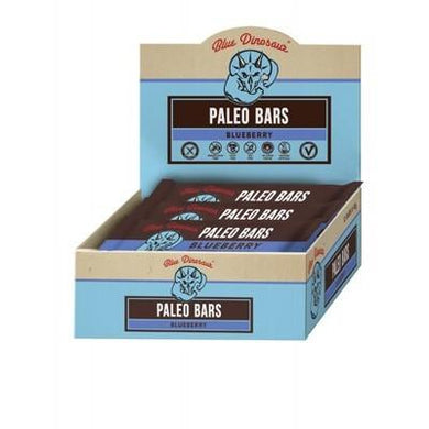 Blue Dinosaur Blueberry (Paleo Bar) 12x45g