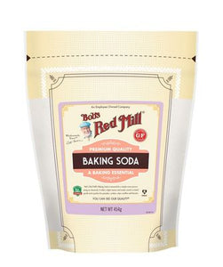 Bob's Red Mill All Natural Baking Soda Pouch 454g