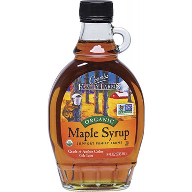 Coombs Family Farms Maple Syrup Grade A 236ml
