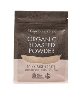 The Carob Kitchen Roasted Carob Powder 200g