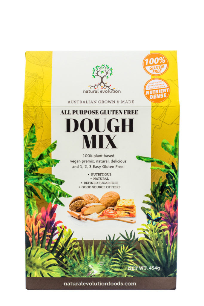 Natural Evolution Gluten Free All Purpose Dough Mix 454g
