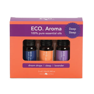 ECO Aroma Deep Sleep Trio Pack