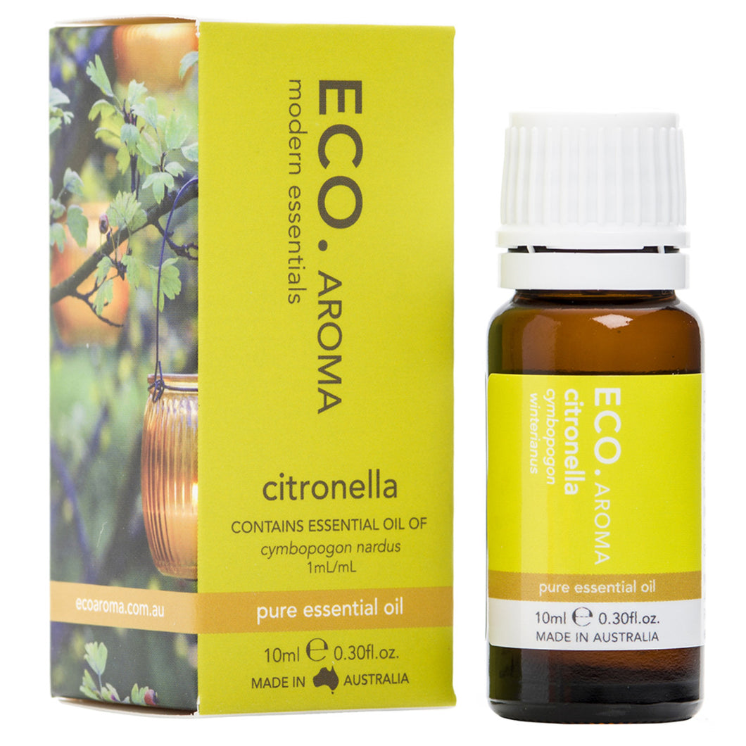 ECO Aroma Essential Oil Citronella 10ml