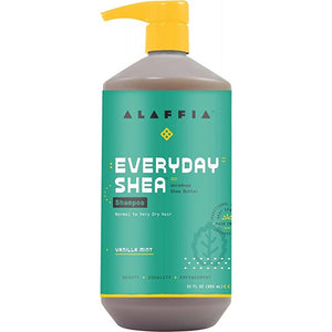 ALAFFIA Everyday Shea Shampoo - Vanilla Mint 950ml