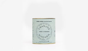 Franjo's Kitchen Crackers Lactation Fennel 255g