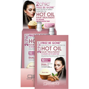 Giovanni Hot Oil Hair Treatment - 2chic Frizz Be Gone (Frizzy Hair) 49g