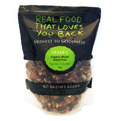 Honest To Goodness Mixed Dried Fruit 1kg