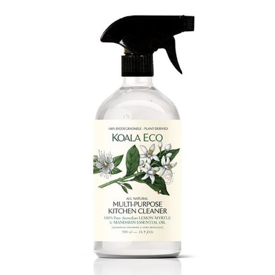 Koala Eco All Natural Kitchen Cleaner Lemon Myrtle & Mandarin - 500ml