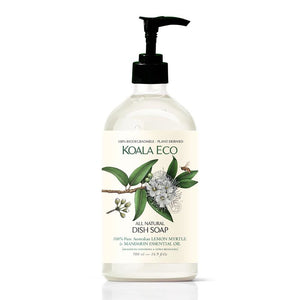 Koala Eco All Natural Dish Soap Lemon Myrtle & Mandarin - 500ml
