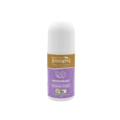 Biologika Roll-on Deodorant Lavender Fields 70ml