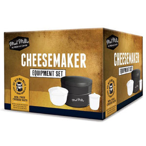 Mad Millie Cheesemaker Equipment Set