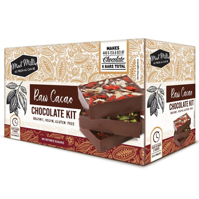 Mad Millie Raw Cacao Chocolate Kit