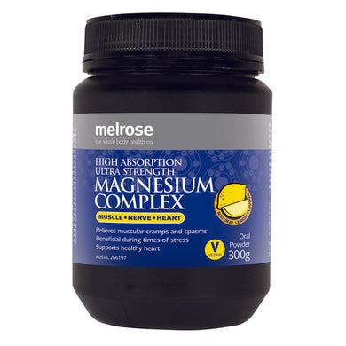 Melrose Ultra Strength Magnesium Complex Powder 300g