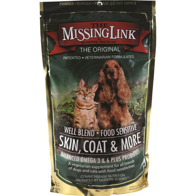 Missing Link Well Blend Skin, Coat, More Canine Feline 454g