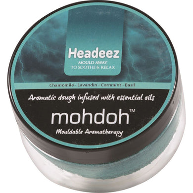 Mohdoh Mouldable Aromatherapy Headeez 50g