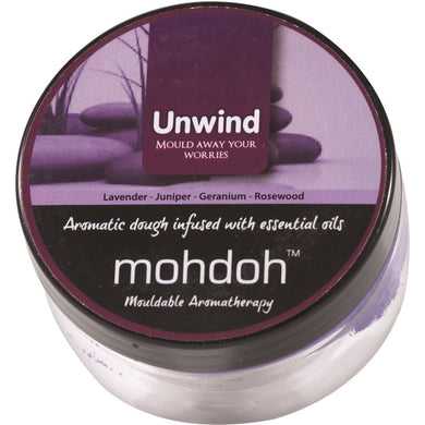 Mohdoh Mouldable Aromatherapy Unwind 50g