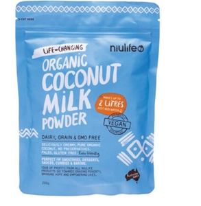 Niulife Coconut Milk Powder - 200g