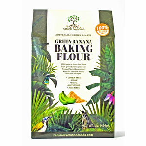 Natural Evolution Gluten Free Green Banana Flour