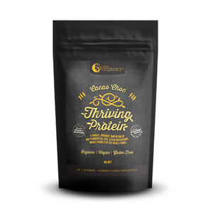 NutraOrganics Thriving Protein Cacao Choc 1kg