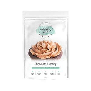 180 Cakes Frosting Mix Chocolate 320g