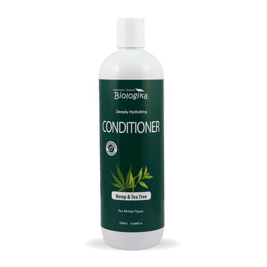 Biologika Conditioner Hemp & Tea Tree - 500ml