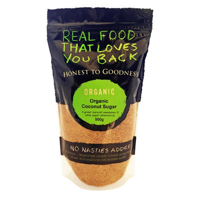 Honest To Goodness Organic Coconut Sugar 500g