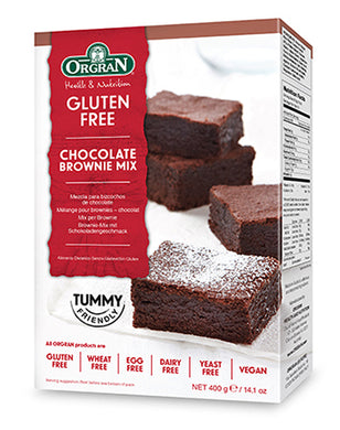 Orgran Gluten Free Chocolate Brownie Mix 375g