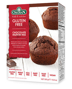 Orgran Gluten Free Chocolate Muffin Mix 375g