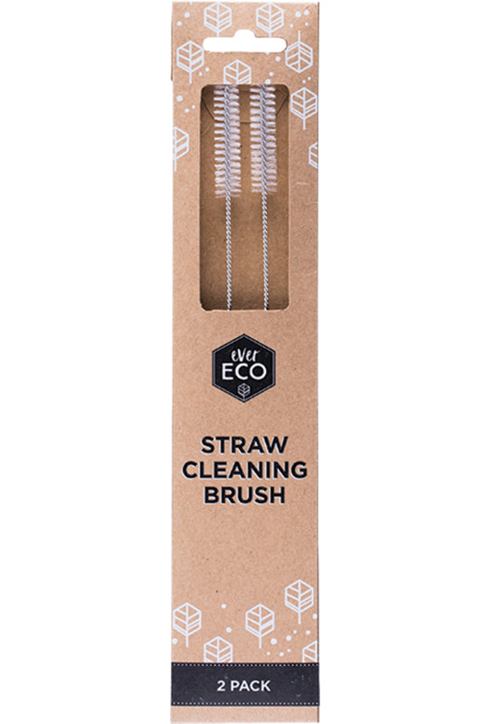 Ever Eco Straw Cleaning Brush - 2 Pack