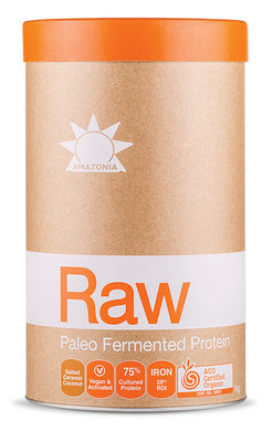 Amazonia Raw Paleo Fermented Protein - Salted Caramel Coconut 1kg