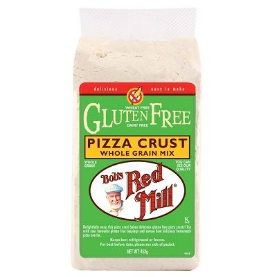 Bob's Red Mill Gluten Free Pizza Crust Mix BULK 4x 453g