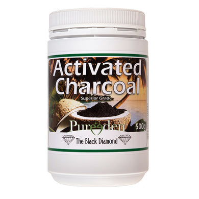 Pure Eden Activated Charcoal 500g