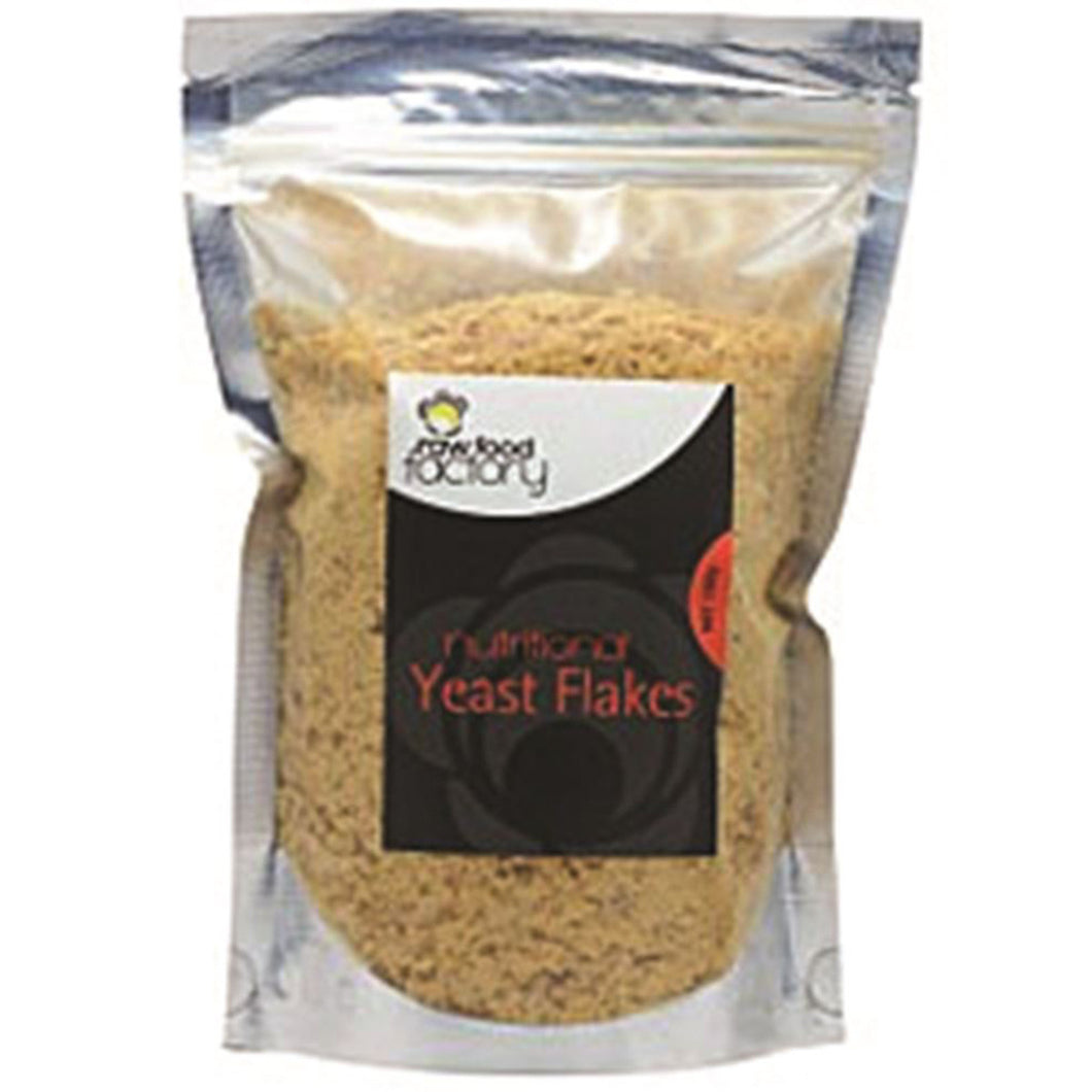Raw Food Factory Nutritional Yeast Flakes 150g