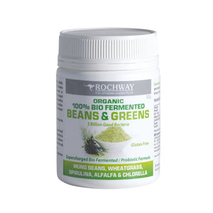 Rochway Beans & Greens Supercharged Probiotic 10 Billion 90g