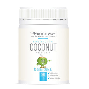Rochway Probiotic Coconut Powder 10 Billion CFU/3g 90g
