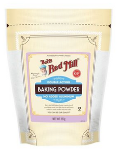 Bob's Red Mill All Natural Baking Powder Pouch 397g