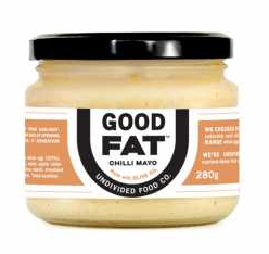 Undivided Food Co. Good Fat Chilli Mayo 280g