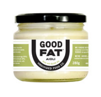 Undivided Food Co. Good Fat Aioli Mayo 280g