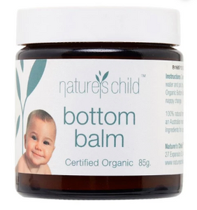 Nature's Child Organic Bottom Balm 85g