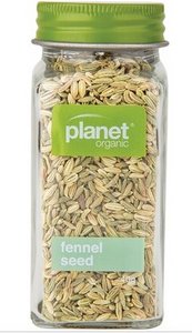 Planet Organic Fennel Seeds 40g