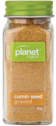 Planet Organic Ground Cumin Seed 50g