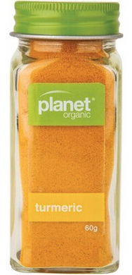 Planet Organic Ground Turmeric 60g