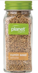 Planet Organic Whole Cumin Seed 45g