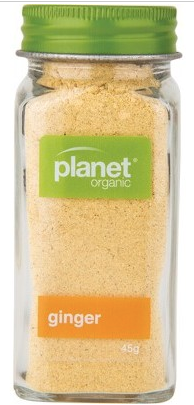 Planet Organic Ground Ginger 45g