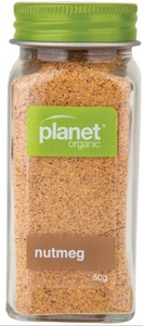 Planet Organic Ground Nutmeg 50g